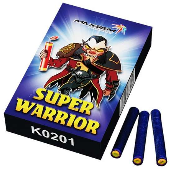 SUPER WARRIOR